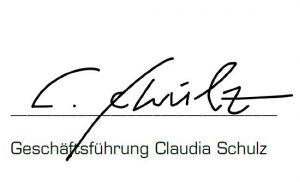 Unterschrift C. Schulz